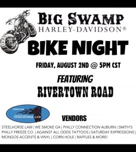 Harley Davidson Bike Night